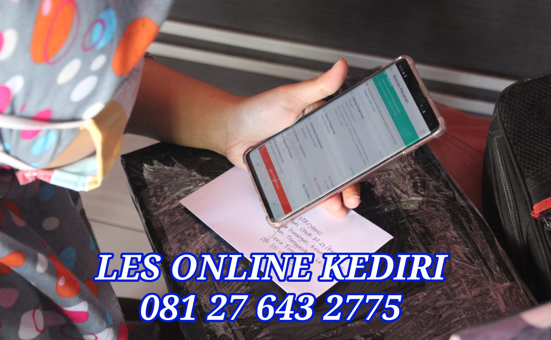Les Private Online Kediri